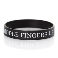 Bring Me The Horizon - Middle Finger - Bracelet