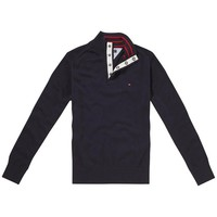 Tommy Hilfiger Atlantic Button Sweater