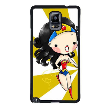 wonder woman and catwoman best friend couple left a samsung galaxy note 4 note 3 cover cases