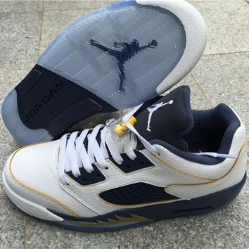 Air Jordan 5 Low ¡°Dunk From Above¡±Basketball Shoes 41-47
