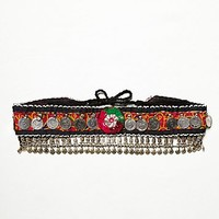 Silk Road Design Womens Sunrise Obi Belt