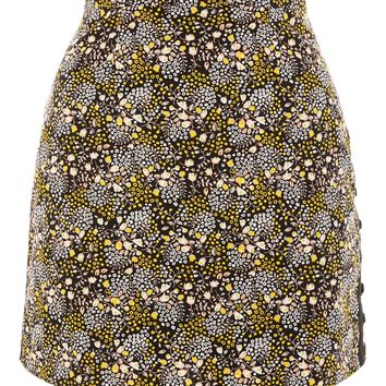 Ditsy Floral Ring Side Mini Skirt - New In Fashion - New In