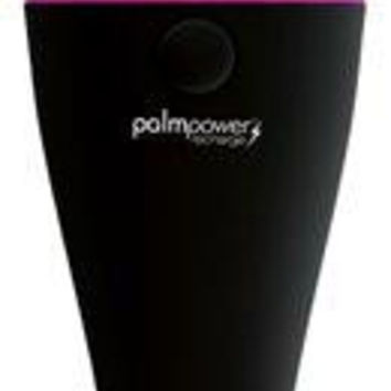 Palm Power Rechargeable Massager with Silicone Head