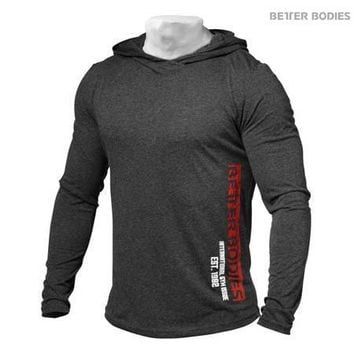Better Bodies Men's Soft Hoodie