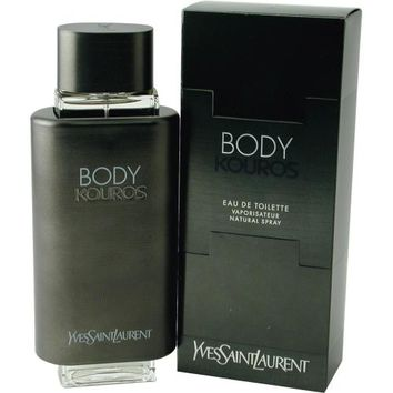 Yves Saint Laurent Kouros Body By Yves Saint Laurent Edt Spray 3.3 Oz