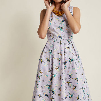 Verifiably Sweet Midi Dress