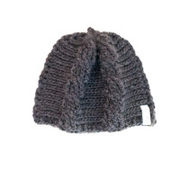 ♢ The Brown Thick Weaved Hat ♢ ★ A handmade crocheted Brown Thick Weaved hat or beanie. - Joy of Motion