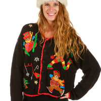 A Beary Merry Christmas Ugly Christmas Sweater
