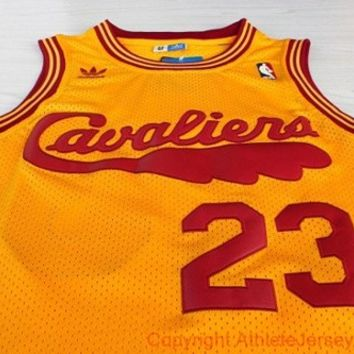 LeBron James 23 Cleveland Cavaliers NBA Basketball Jersey Lebron James