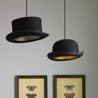 Jeeves & Wooster Pendant Lights - $350