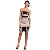 Jax Women`s Colorblock Dress $138.00