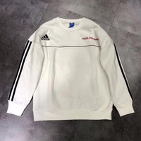 DCCKNQ2 ADIDAS x Gosha Rubchinskiy Fashion Top Sweater Pullover-1