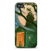 peter pan shadow Iphone 5s Cases