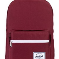 Men's Herschel Supply Co. 'Pop Quiz' Backpack - Burgundy