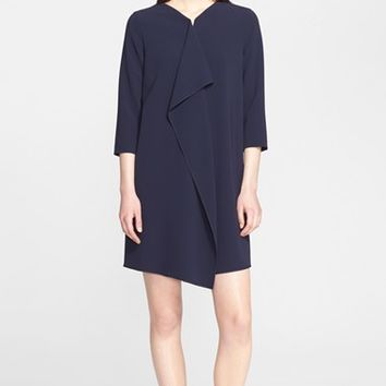 Women's Max Mara 'Bocca' Elbow Sleeve Cady Dress