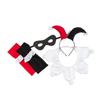 Batman Harley Quinn Costume Kit - Spirithalloween.com