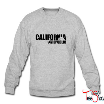 CALIFORNIA REPUBLIC 7 sweatshirt
