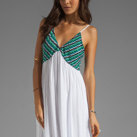 WOODLEIGH Geneva Maxi Dress in White from REVOLVEclothing.com
