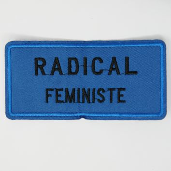 Radical Feministe Patch