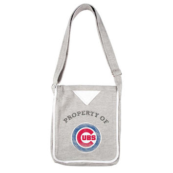 Chicago Cubs MLB Hoodie Crossbody Bag