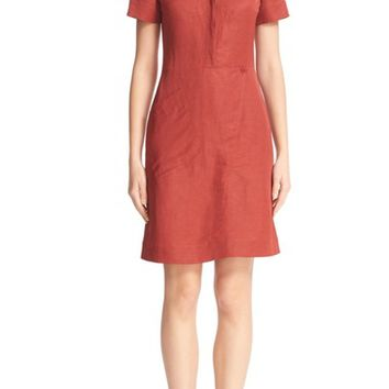 Tomas Maier Toile Shirtdress | Nordstrom