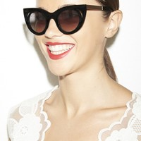 Love Cats Sunglasses Shell - alice McCALL