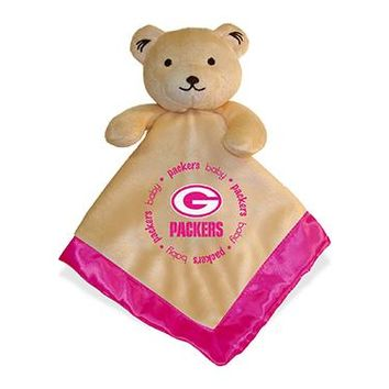 Security Bear - Green Bay Packers Pink