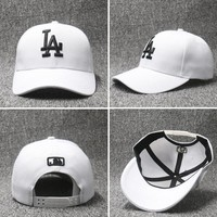 Day-First™ LA Embroidered Baseball Cap Hat