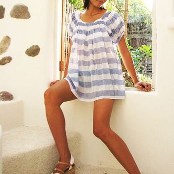 Sweet summerBeach Tunic  one size fit most by cocoricooo on Etsy