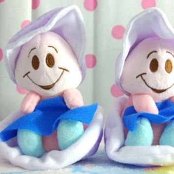 Alice in Wonderland Oyster Baby Cute Stuff Soft Plush Toy Doll Birthday Gift Collection