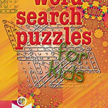 Super Word Search Puzzles for Kids: Official American Mensa Puzzle Book