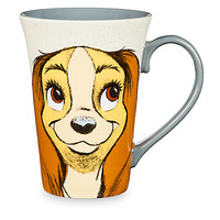 Lady and Tramp Mug | Disney Store