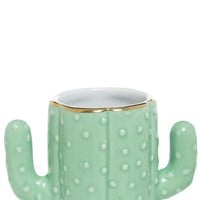 Cactus Ceramic Shot Glass