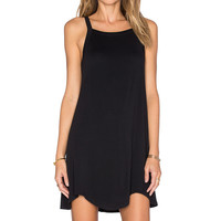 RVCA Theivery Dress in Black