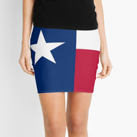 The Lone star flag of Texas - authentic version by Bruiserstang