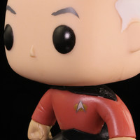 Funko Pop Television, Star Trek, The Next Generation, Captain Picard #188