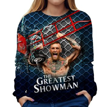 Conor Mcgregor Greatest Showman Sweatshirt