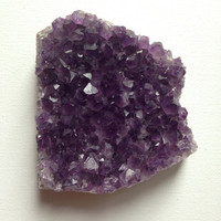 Raw Amethyst Crystal Large Raw Crystal Amethyst Geode Chunk Large Amethyst Crystal Grid Tool Healing Crystals and Stones