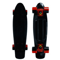 Mayhem Skateboard 2 Tone Black Red