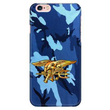 US Navy SEAL Trident Phone Case for Apple iPhone