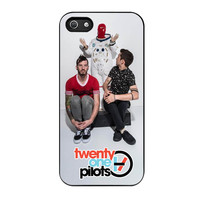 Twenty One Pilots iPhone 5 Case