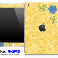 Yellow Daisy Skin for the iPad Mini, iPad 1st, 2nd, 3rd or 4th Generation