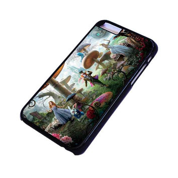 ALICE IN WONDERLAND Disney iPhone 6 Case
