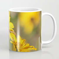 Circle Of Life Coffee Mug by Theresa Campbell D'August Art