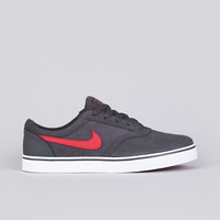 Flatspot - Nike Sb Vulc Rod Anthracite / Hyper Red - White