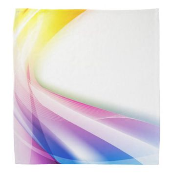 Abstract Swirl 1 Bandana