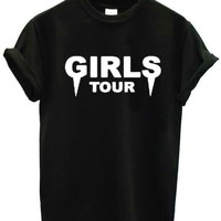 Girls Tour Tee