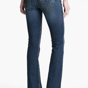 True Religion Brand Jeans 'Becky' Bootcut Jeans (Whiskey Blues) | Nordstrom