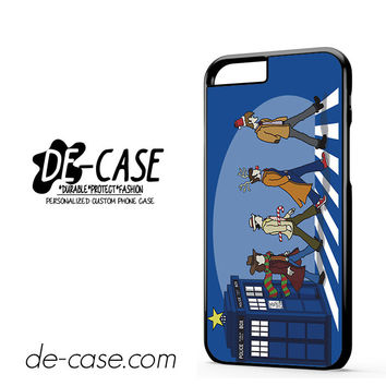 Tardis Doctor Who The Beatles For Iphone 6 Iphone 6S Iphone 6 Plus Iphone 6S Plus Case Phone Case Gift Present