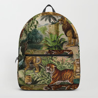 The beauty of the forest Backpack by burcukorkmazyurek